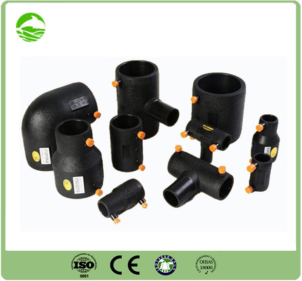 HDPE Electrofusion Reducing Tee