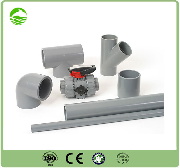 PVC pipes for fresh water