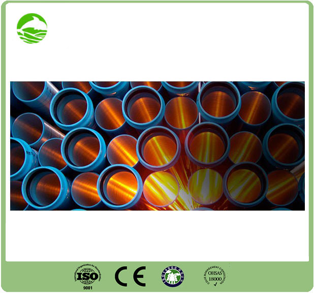 PVC pipes for industrial pipeline