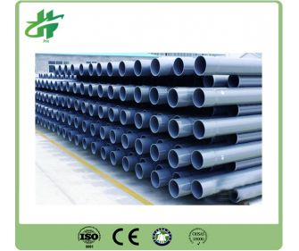 PVC fire protection pipes
